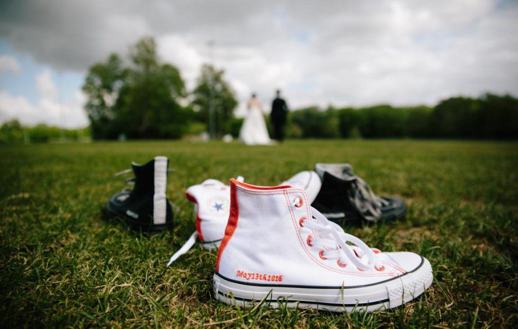 Hochzeit in Oldenburg – Oder was ein Londoner Taxi, Chucks, ein Basketball und Hagel gemeinsam haben