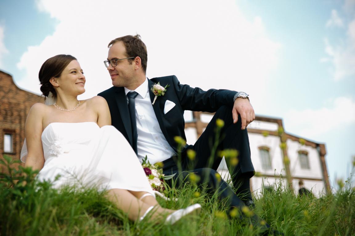 Hochzeit in der Feuerwache Bremen