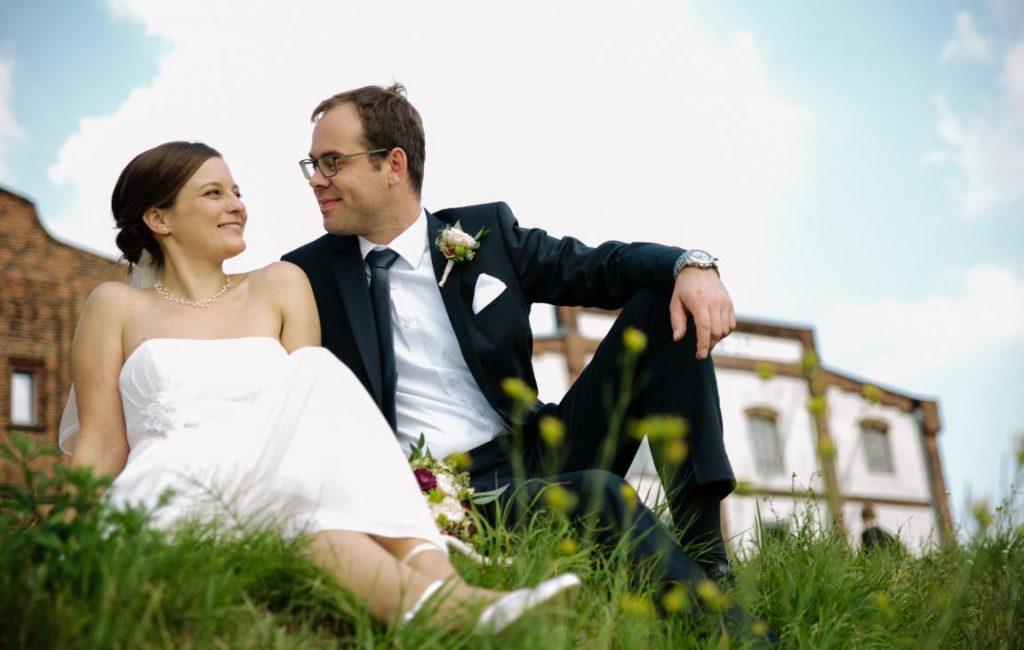 Hochzeitsfotograf Bremen – Hochzeit in der Feuerwache