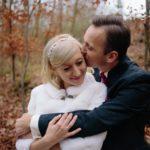 Brautpaar bei Hochzeit auf Rügen