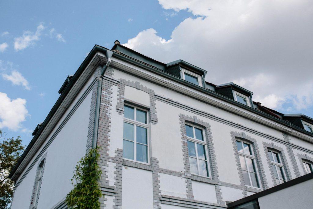 Fassade des Hotel Seeterrassen Wandlitzsee